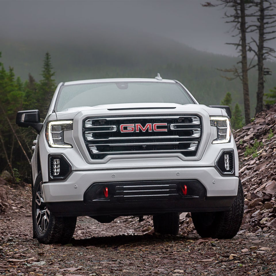 GMC Sierra AT4 2021